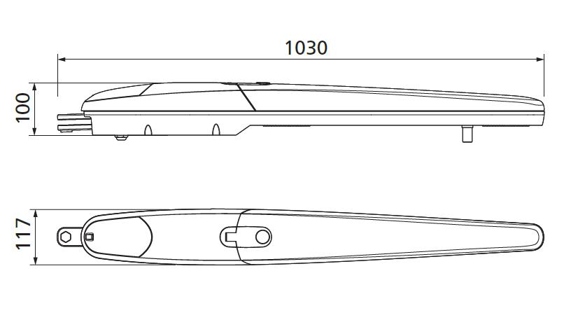 جک وی تو دو لنگه مدل Stark6