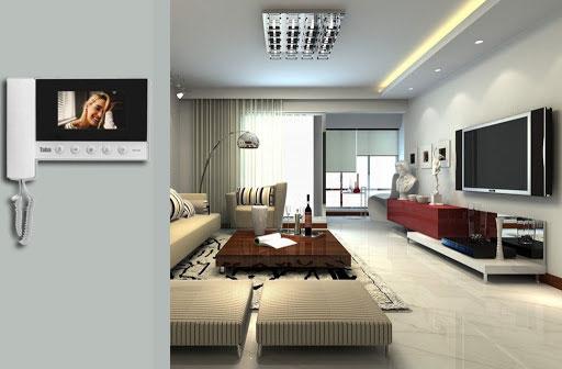 طراحی خانه با آیفون تصویری تابا TVD-5-43