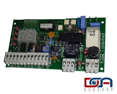 مدار کنترل Q60S جک ریلی برقی پروتکو Mover5