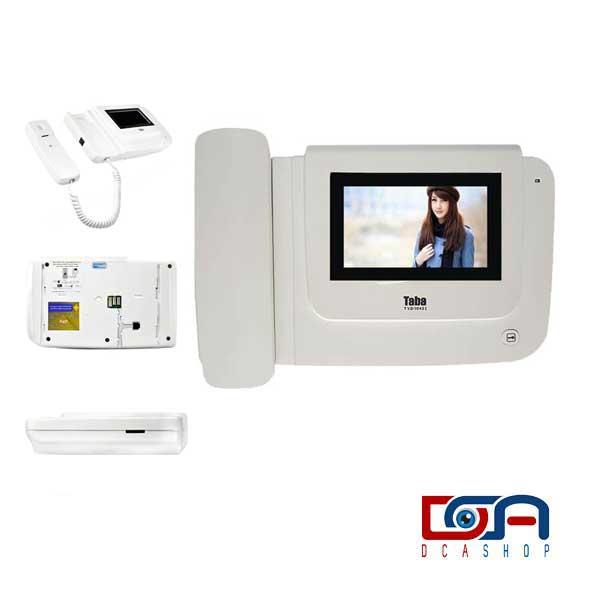 ویژگی های مورد پسند دربازکن تصویری تابا مدل TVD-1043I