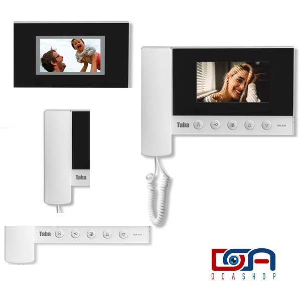 ویژگی های صفحه نمایش آیفون تصویری تابا TVD-5-43