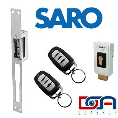 مشخصات و قیمت انواع قفل برقی سارو به همراه عکس های متنوع محصولات