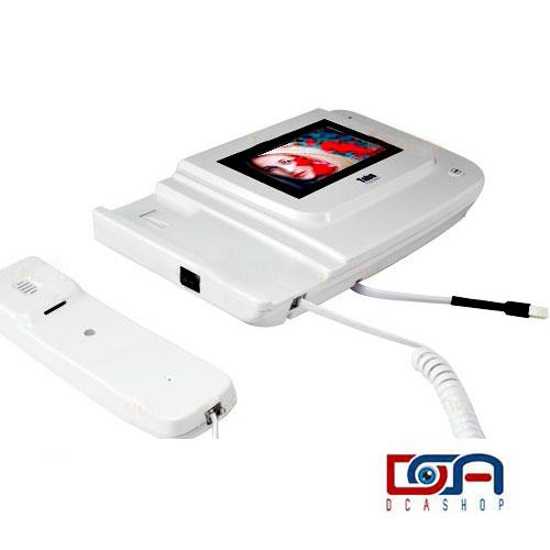 صفحه نمایش دربازکنتابا مدلTVD-1043 سفید