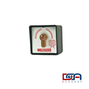 کلید سلکتور پروتکو key switch RS15