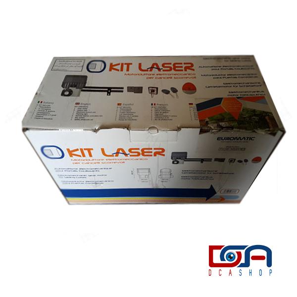 جک درب پارکینگ یوروماتیک laser 1500kg