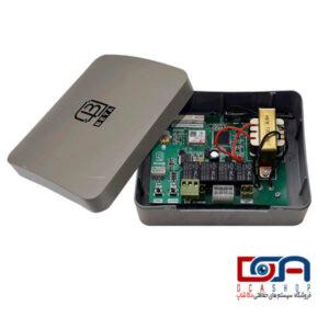 مرکز کنترل کرکره فول کانال سیم کارتی (GSM-FCH)
