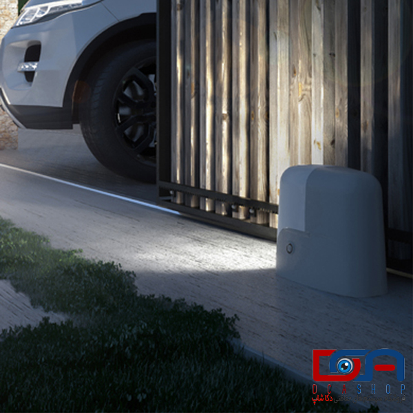 جک ریلی پارکینگی کی اتومیشن مدل SUN4024