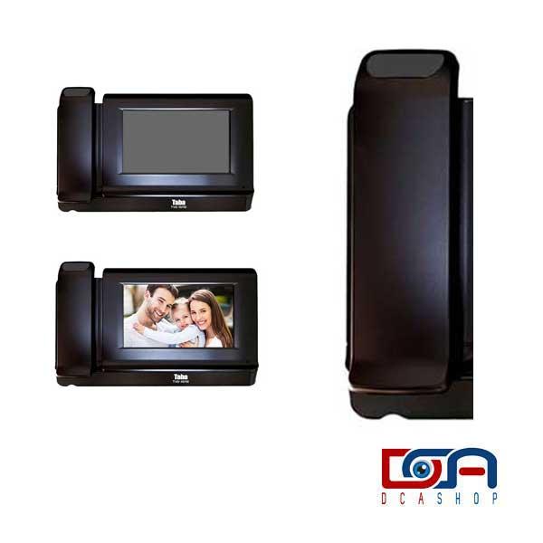 آیفون تصویری تابا مدل TVD-1070i Black