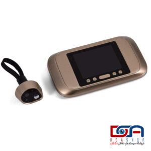 چشمی درب دیجیتال اسمارت مدل D801