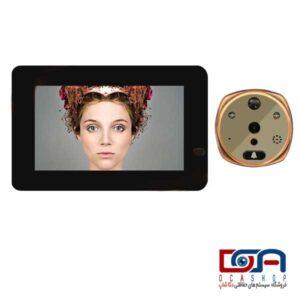 چشمی درب دیجیتال مدل FEDE Wifi P2P