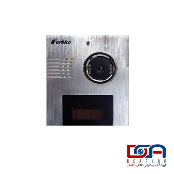 پنل آیفون تصویری کدینگ فربیکو مدل 2301
