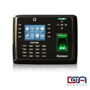 دستگاه حضور و غیاب دوربین دار كارابان KTA-700