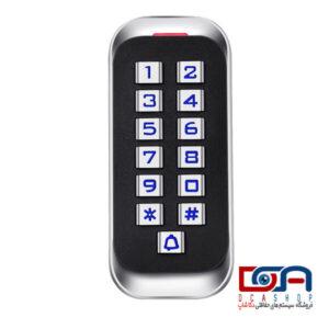 دستگاه کنترل تردد کارتخوان BETA 1218