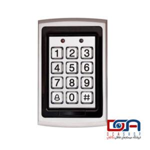 دستگاه کنترل تردد کارتخوان BETA 1204