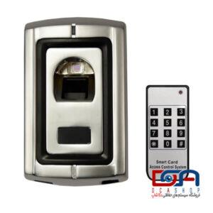 دستگاه کنترل تردد اثر انگشتی بتا مدل BSI1207