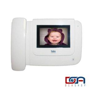 آیفون تصویری تابا مدل TVD-1043M سفید