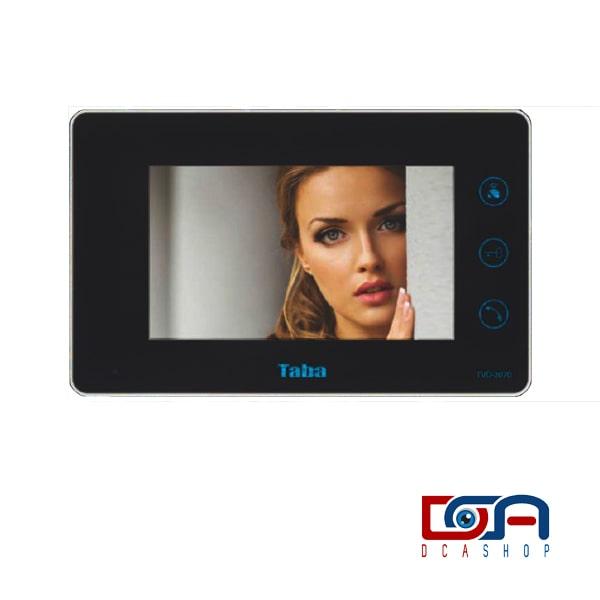 آیفون تصویری تابا TVD-2070