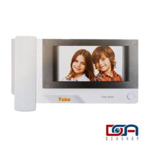 آیفون تصویری تابا TVD-3070
