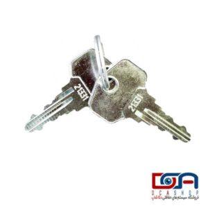 کلید خلاص کن جک برقی زومر مدل XL