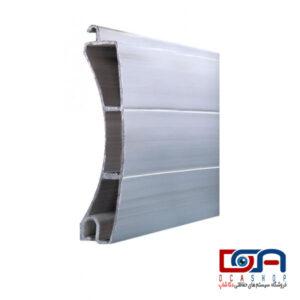 تیغه دو پل کرکره برقی 8 سانتی وزن استاندارد