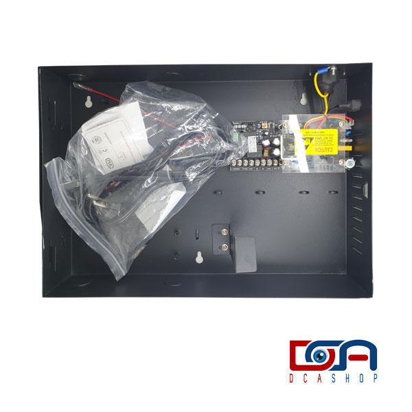 منبع تغذیه با باکس آنتن RFID