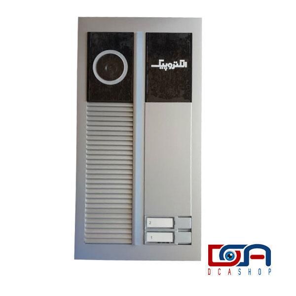 پنل دکمه ای آیفون تصویری الکتروپیک مدل رندا 698