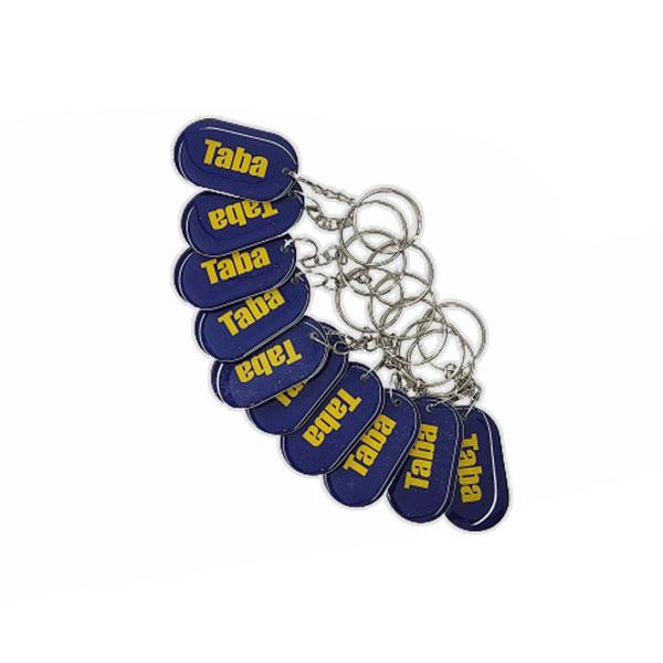 پک 10 عددی تگ جاسوئیچی تابا