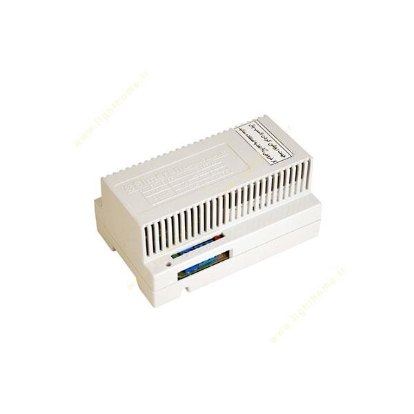 آیفون تصویری سیماران مدل HS72m100card تک واحدی با پنل کارتی