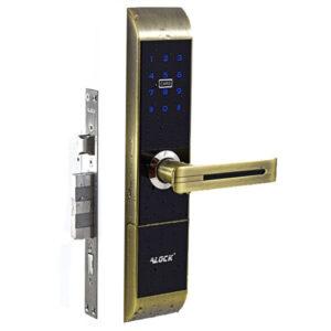 دستگیره دیجیتال ALOCK مدل 89P AB رمزی