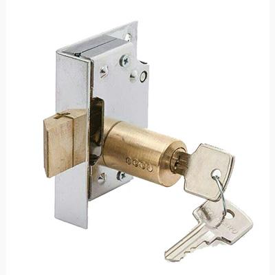 قفل کمد دوپله فوروارد مدل الیزت
