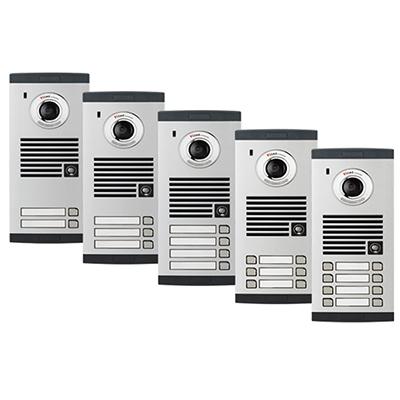 پنل آیفون تصویری کوکوم مدل KVL-C302i/3i/4i/TC306i/8i
